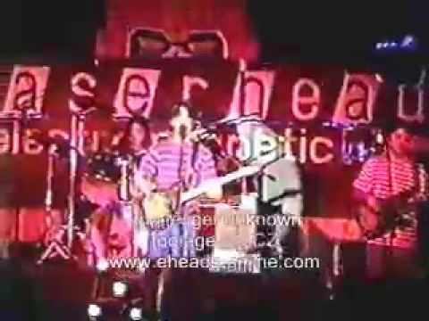 ERASERHEADS 1994 gig.mp4