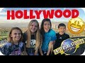FUN WITH FRIENDS IN UNIVERSAL STUDIOS HOLLYWOOD TRAVEL VLOG || Taylor and Vanessa