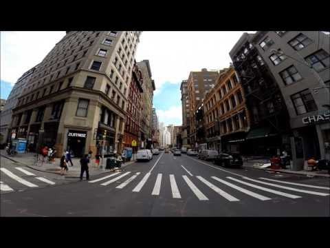 Broadway Manhattan New York USA