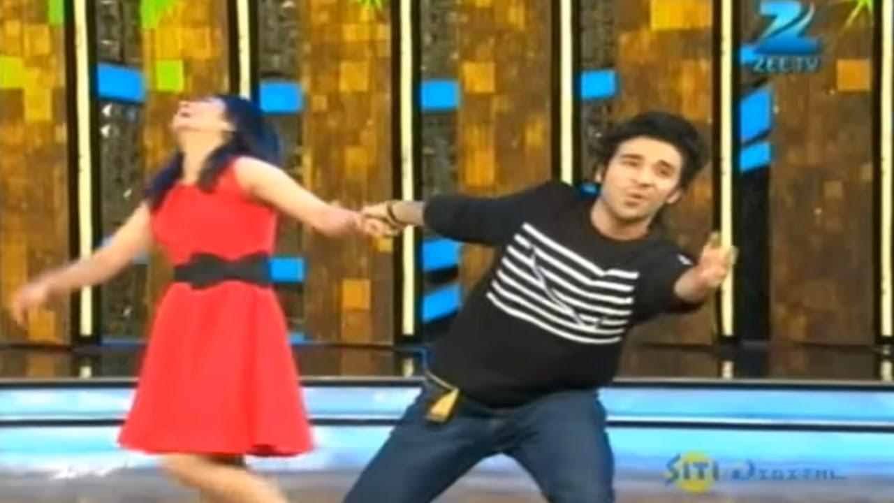 Raghav and Srishti Romantic Dance Performance - Dance India Dance Season 4