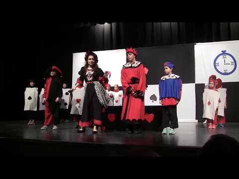 Alice in Wonderland Musical - Prairie Fire Children's Theatre - March 2, 2018