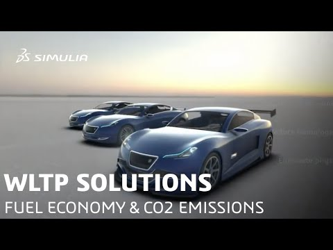 SIMULIA WLTP Simulation Solutions