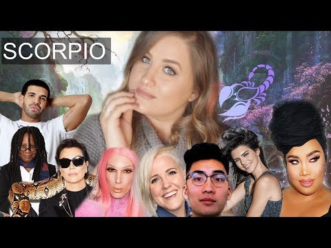 dating the scorpio male