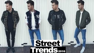 How To Style StreetWear - Mens Street Style Fashion Haul 2018
