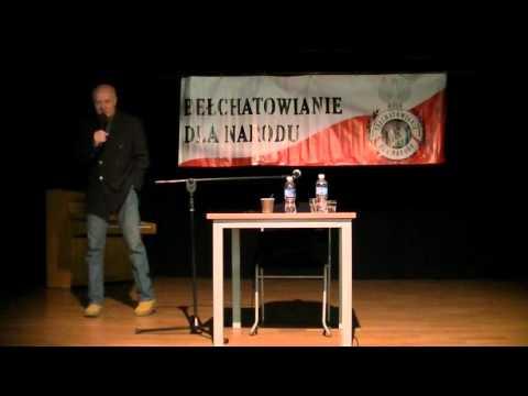 Czesław Kiszczak  - PRAWDZIWA HISTORIA, dr Lech Kowalski 17.03.2016 Bełchatów