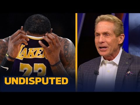 LeBron once again proved he's not a closer in loss to Magic — Skip Bayless | NBA | UNDISPUTED