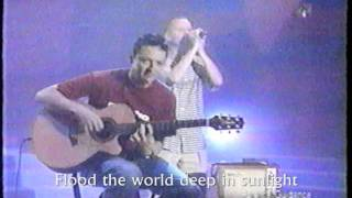 LOTUS EATERS - FIRST PICTURE OF YOU (Lyrics) Live in Manila (2002)