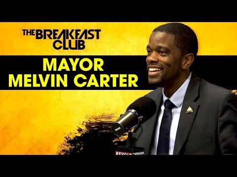 Mayor Melvin Carter On Affordable Housing, Raising Minimum Wage & Commitment To His City
