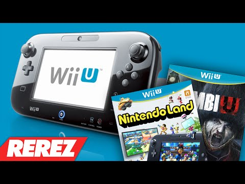 Wii U Console & Games Review - Rerez