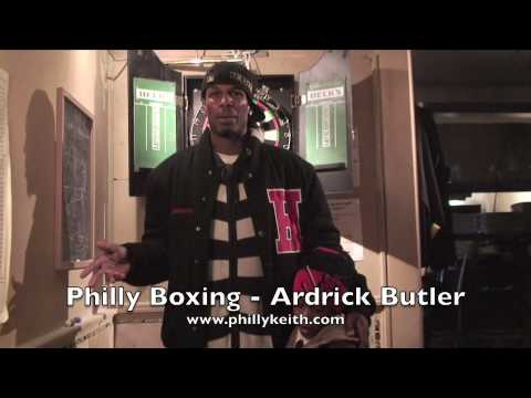 Philly Boxing - Ardrick Butler
