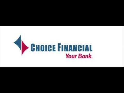 Choice Financial Radio Ad