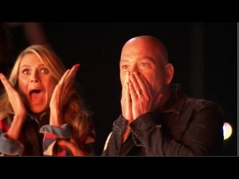 Top 10 Americas Got Talent   MOST SURPRISING Auditions - ALL JUDGES SHOCKED