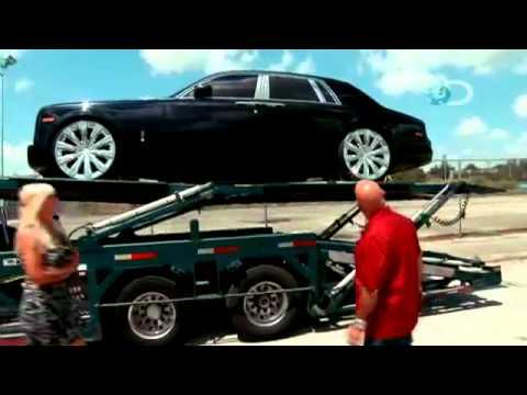 South Beach Classics The Phantom Rolls Royce YouTube - South beach classics car show