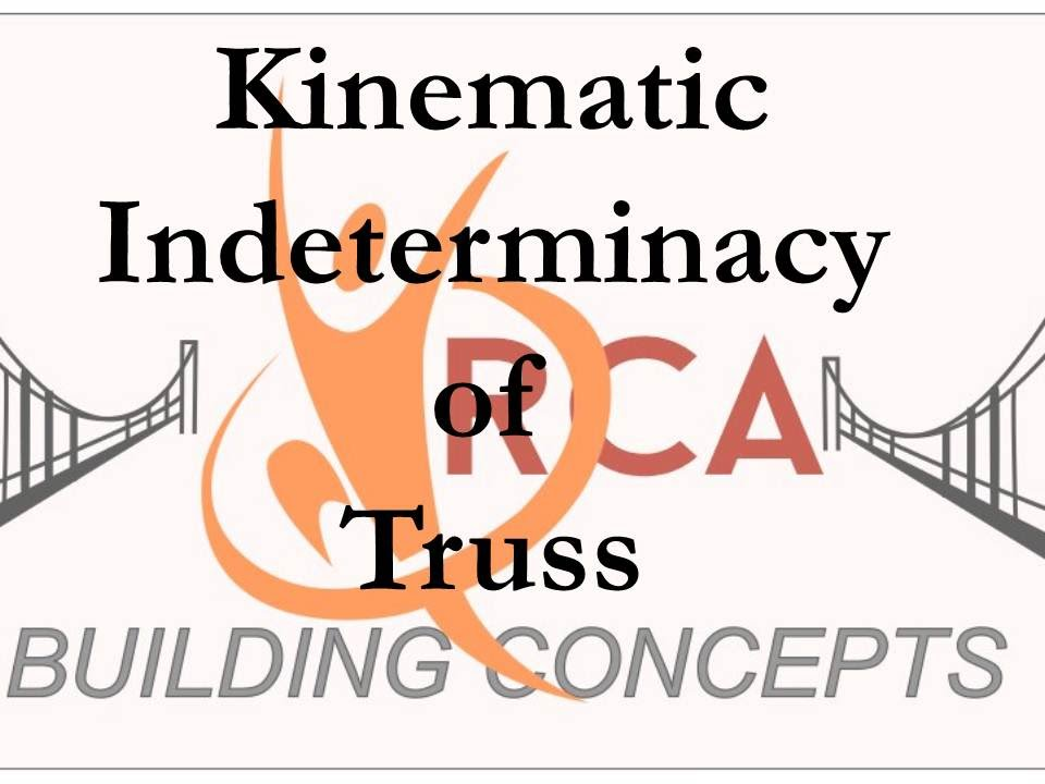 Kinematic Indeterminacy of Truss - YouTube