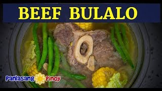 How to Cook Beef Bulalo