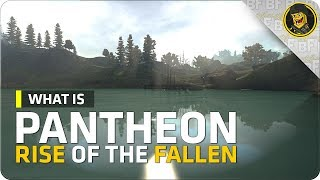 What is Pantheon: Rise of the Fallen? New MMO in 2018!