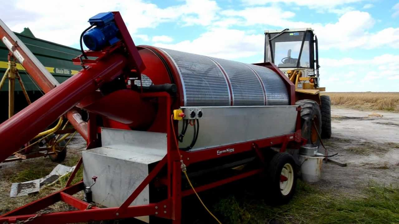 rem 2100 grain vac manual