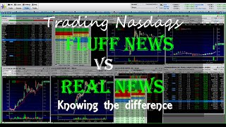 How To Differentiate Between Fluff News And Good News In Nasdaq Stocks