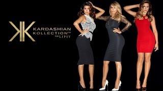 Kardashian Kollection for Lipsy Winter 2013
