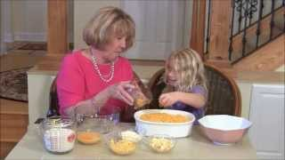 """""""four Cheese"""" Macaroni Casserole By Designing Dishes"""