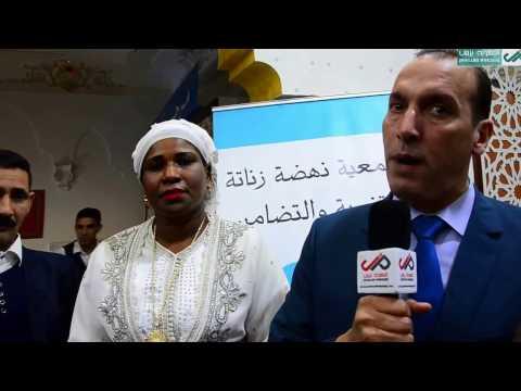 جمعية نهضة زناتة تحيي حفل زفاف لعائلة معوزة