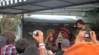 BATS - Kimya Dawson and Aesop Rock SXSW 2011