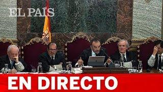 DIRECTO JUICIO 'PROCÉS' | Continúan las declaraciones de los testigos