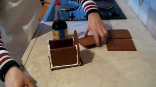 How To Make A Gingerbread House: Part Ii