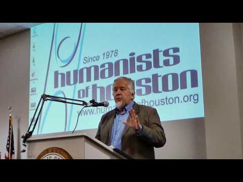 Randall Kallinen: Separation of Church & State @ Humanists of Houston October 2016