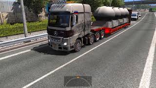 Railway Cargo Pack v. 1.9 mod for Euro Truck Simulator 2(1.32-1.34)