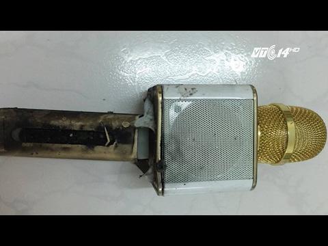 (VTC14)_Vì sao micro hát karaoke dễ nổ?