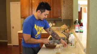 Tran Can Cook! Ft. Alton Brown:  How To Make Nuoc Mam Cham (vietnamese Fish Sauce)