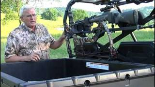 Atv Gun And Bow Racks