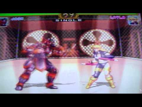 Dragoon Might: Konami GX System Arcade