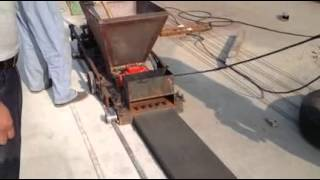 Fence Panel Machine / Boundry Wall Machine