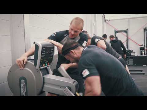 Sailing Strength & Conditioning | Pre America's Cup With Land Rover Bar