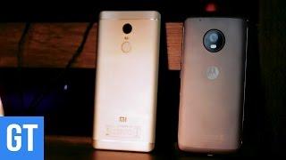 Moto G5 Plus vs Redmi Note 4: COMPARISON