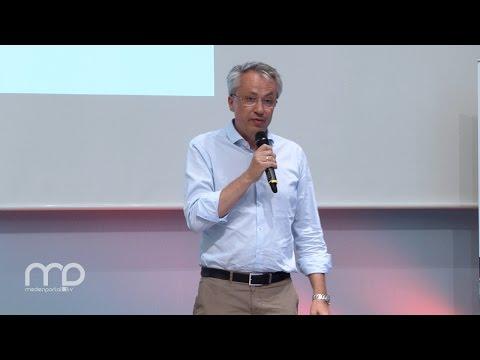 Vortrag: Erfahrungen von Medienunternehmen in der Zusammenarbeit mit Startups