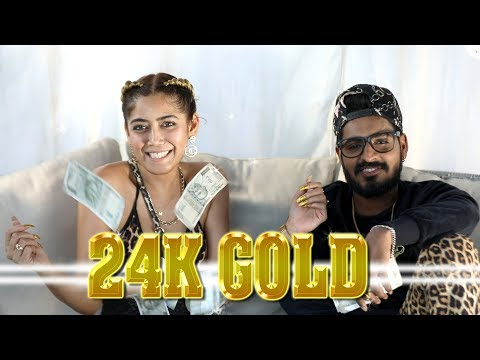 24K GOLD Official Music Video MUKKTA Ft  EMIWAY  / Latest rap song 2018 / Bluesanova, Crazyvibe