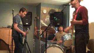 UPC music at band practice jammin on 2 new grooves