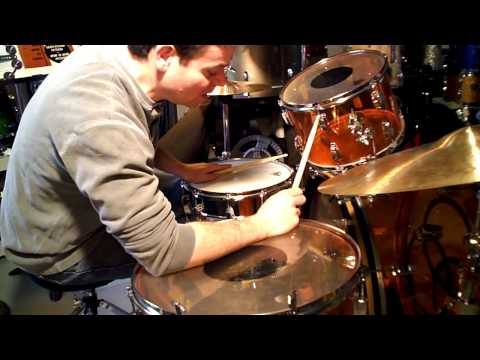 John Bonham FUNK GROOVE PATTERNS Led Zeppelin