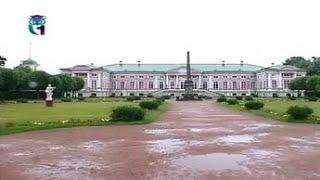 видео Государственный музей керамики и «Усадьба Кусково XVIII века»