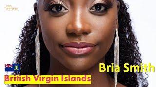 Miss Universe 2019 | British Virgin Islands | Bria Smith