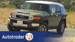 2012 Toyota FJ Cruiser - SUV | New Car Review | AutoTrader