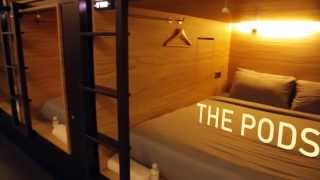 Repeat youtube video The Pod - Singapore First Boutique Capsule Hotel