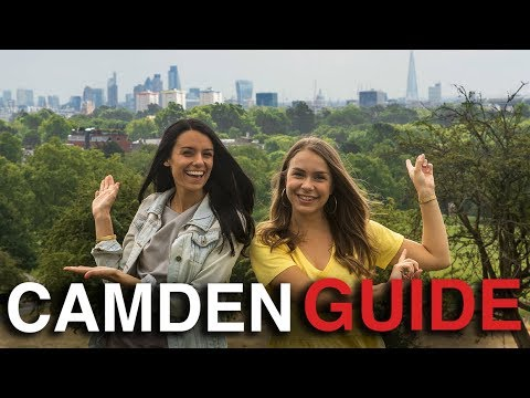 What to Do in Camden, London (with SandyMakesSense) | Local London Guide | Love and London