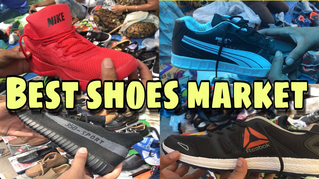 Cheap And Best Shoes Market In Delhi