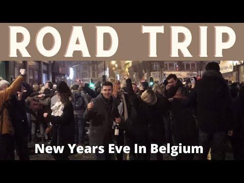Belgium 2015 travelling video