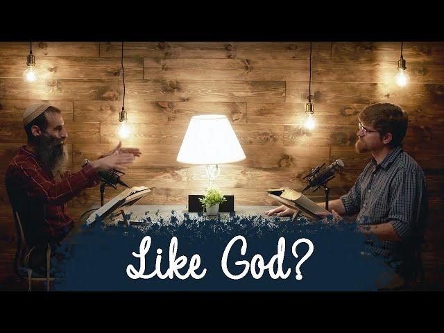Kedoshim - Holy like God?