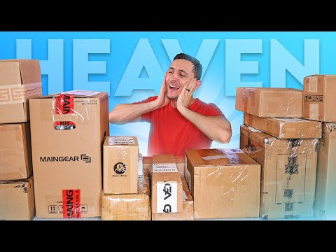 This Is Gamers Paradise! – Massive Tech Unboxing #49